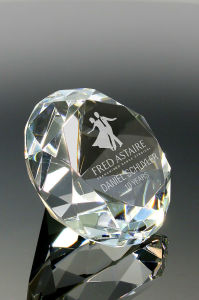 Crystal Diamond Paperweight Gifts (#5254) pictures & photos