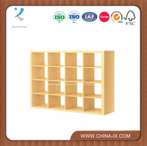 Wooden Display Shelf for Market, School pictures & photos