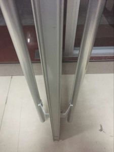 Aluminum Entrance Door for High Building pictures & photos
