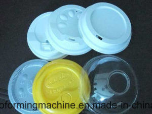 NF1250d Electric High Speed Plastic Punching Cutting Machine pictures & photos