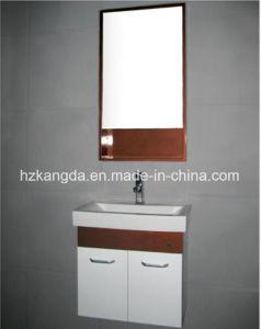 PVC Bathroom Cabinet/PVC Bathroom Vanity (KD-297D) pictures & photos