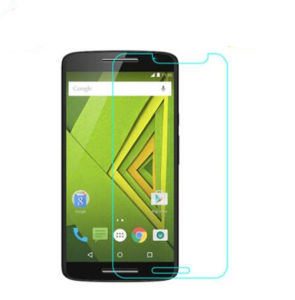 Tempered Glass Screen Protector for Moto X Play 0.33mm 2.5D pictures & photos