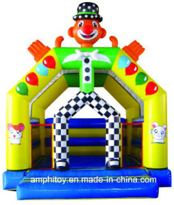 Clown Inflatable Bounce House/Inflatable Jumper pictures & photos