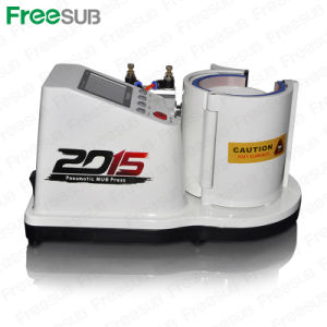 Freesub Automatic Mug Press Machine Price (ST-110) pictures & photos
