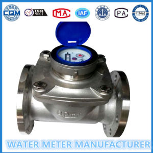 Stainless Steel Woltman Flanged Water Meter pictures & photos