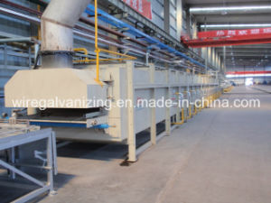 Steel Wire Annealing Furnace Type D pictures & photos