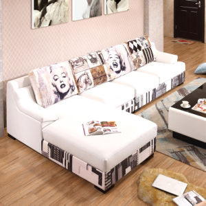 Wholesaler of Furniture Modern Simple Sofa Set Design pictures & photos