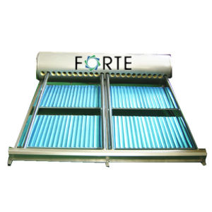 Novel Heat Pipe Integrated Solar Water Heater pictures & photos