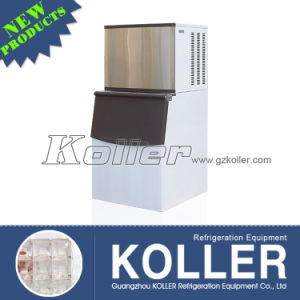 Sanitary and and Eible Cube Ice Maker pictures & photos