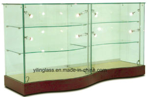 Tempered Display Case Glass with Australian Certificate pictures & photos