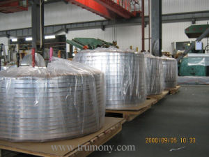 Mill Finished Aluminum/Aluminium Narrow Tape/Belt/Strip for Auto Radiator, Transformer. pictures & photos