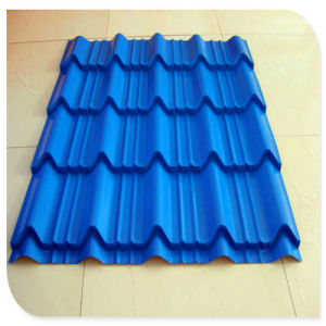 Linyi Colorful Cheap Metal Roofing Sheet with Many Sizes