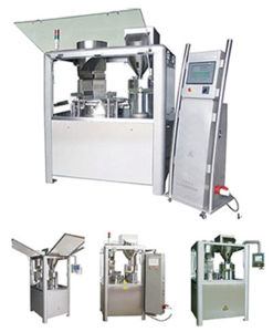 Njp Full Automatic Capsule Filling Machine pictures & photos