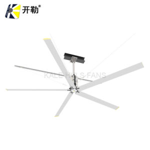 Kale Hvls 7.3m Energy-Saving Big Industrial Electric Ceiling Fan/Cooling Ventilator (KL-HVLS-D6BAA73)