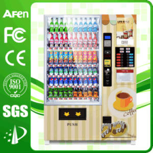 Dinking Coffee Combo Vending Machine pictures & photos