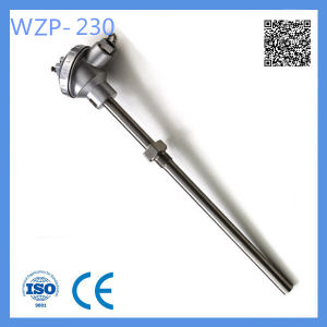 PT100 Thermal Resistance Temperature Sensor PT100 Probe Rtd with Fixed Bolt pictures & photos