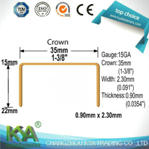(EI22CC) Carton Staple for Packaging pictures & photos