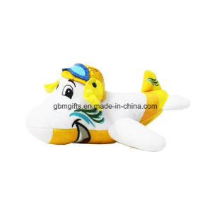 OEM-Custom Soft Plush Toy Plane pictures & photos