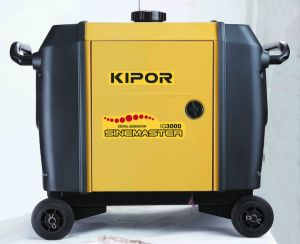 Kipor Ig3000/Ig3000p Gasoline Generator 3kw for Home Use, with Parallel Kit pictures & photos