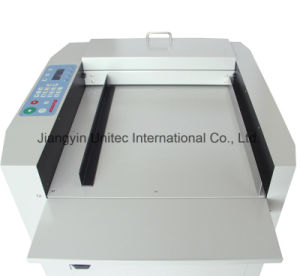 Automatic Digital Paper Creasing and Perforating Machine Crease 335 pictures & photos
