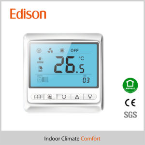 LCD Room Thermostat Digital Display (TX-811) pictures & photos