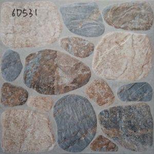 50X50cm Glazed Rustic Inkjet Floor Tile pictures & photos