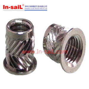 Stainless Steel Threaded Insert pictures & photos