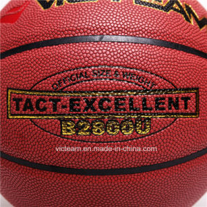 Top-Level Wearproof Official Size Weight Basketball pictures & photos