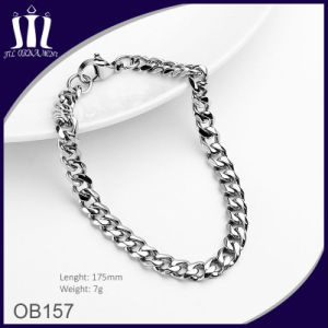Wholesale Fancy Stainless Steel Chain Bracelet for Girls pictures & photos