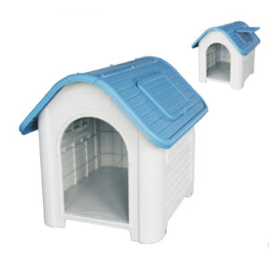 2016 Factory Direct Wholesale Ventilation Rainyproof Plastic Dog Kennel pictures & photos