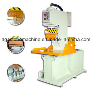Aga Hydraulic Pressing Machine P90 for Granite Cobblestones Paving Stone pictures & photos