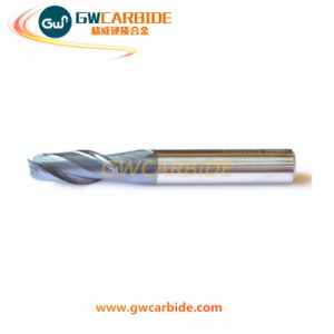 Tungsten Carbide End Mill Flat and Ball Nose pictures & photos