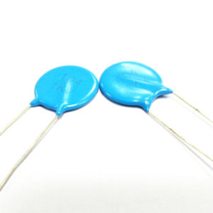 1kv High Voltage Ceramic Disc Capacitor Tmcc02 pictures & photos