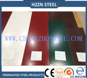 Ral6005 Akzo Nobel Paint Prepainted Steel Coil pictures & photos
