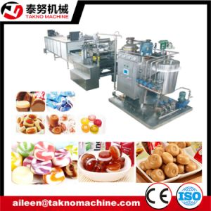 150kg Small Scale Hard Candy Making Machine pictures & photos