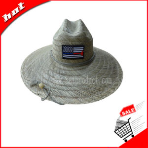 100% Natural Straw Sun Hat pictures & photos