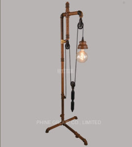 Antique Great Indoor Decoration Floor Lamp with Water Pipe pictures & photos