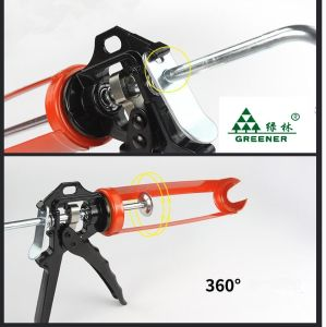 China Famous Brand Greenery Grease Gun pictures & photos
