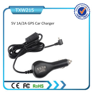 Best Selling Car Charger Garmin GPS Car Charger with iPhone Micro Cable pictures & photos