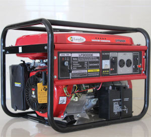13HP 5kw Perol Genset Electric Gasoline Generator pictures & photos