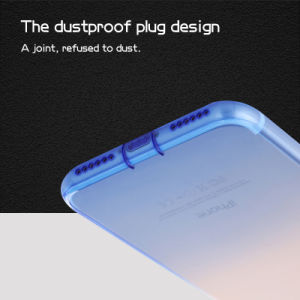 Gradual Ultra Thin Soft Mobile Phone Case for iPhone 7/7 Plus pictures & photos
