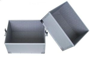 Ningbo Factory Hot Sell Aluminum Cosmetic Case pictures & photos