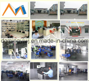 Chinese Factory Made Zinc Alloy Die Casting Parts for Projector Accessories (AL070) with CNC Machining Which Approved ISO9001-2008 pictures & photos