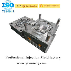 Hot Top Product Plastic Precision Injection Plastic Parts Mould pictures & photos