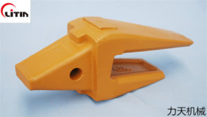 Deawoo Excavator Bucket Teeth and Adapter for Dh130 Dh220 Dh360 pictures & photos