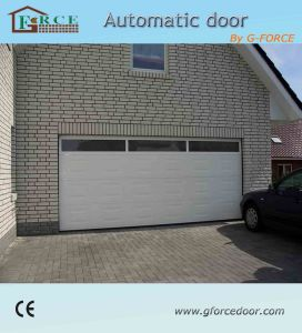 New Type Remote Controlled Automatic Sectional Garage Doors pictures & photos