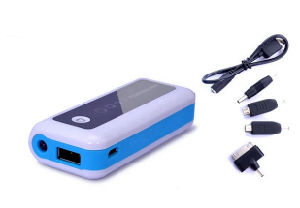 Best Selling Phone Battery 5200mAh Power Bank Travel Charger pictures & photos
