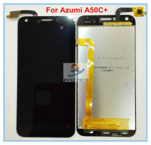 Smart Cell Phone Touch Screen LCD for Azumi A50c A50c+ A50c Plus Display Digitizer Assembly pictures & photos