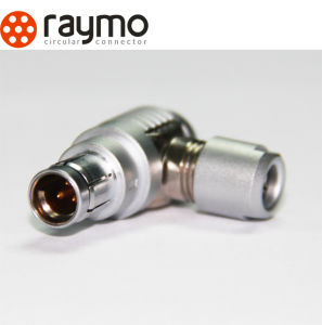 103 Series Waterproof Connector 90 Degree 4pin Connector Circular Connector pictures & photos