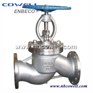 Dn25 Ss304 Ss316 Oil and Gas Pipeline Globe Valve